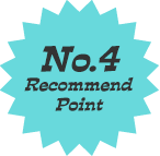 No.4 Recommend Point
